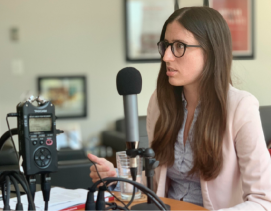 Podcast: Press the Button PLOUGHSHARES FUND | AUG. 13, 2019