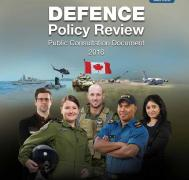 Canadian Defence Policy Review (photo courtesy of Dept of National Defence)